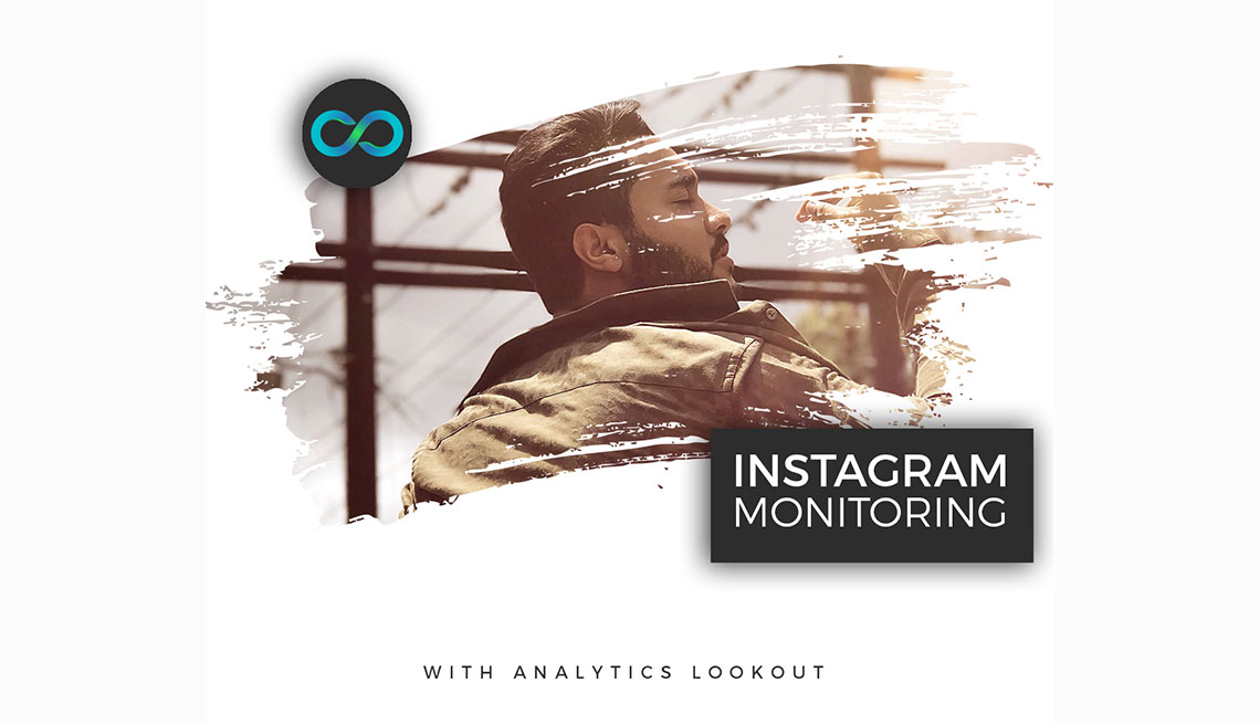 Instagram influencer profiles monitoring with analytics lookout